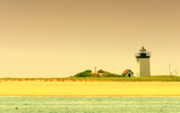 Wood End Lighhouse, Cape Cod. MA